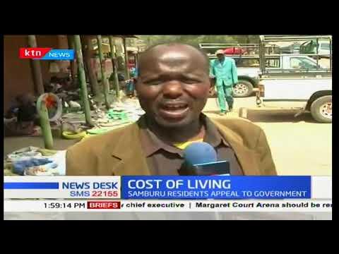 Samburu residents appeal to government to adopt subsidized programs