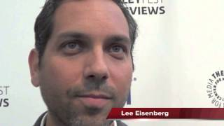 Lee Eisenberg Talks TROPHY WIFE