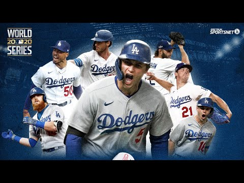 Los Angeles Dodgers - Back In The 2020 World Series By Joseph Armendariz