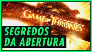 SEGREDOS DA ABERTURA DE GAME OF THRONES | ENTREVISTA COM ROB FENG