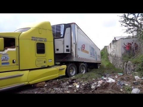 Horros en México: Más de 400 cuerpos en contenedores