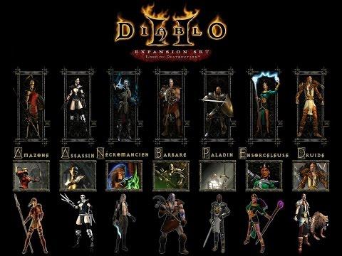 Diablo II-2 окна