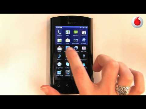 Video review smartphone Acer Liquid Metal