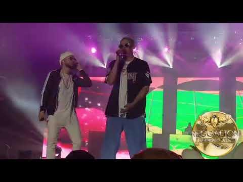 Bad Bunny Ft  Yandel Explícale Live Puerto Rico Concierto TRAPKINGZ