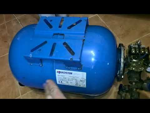 Все о ремонте гидроаккумулятора