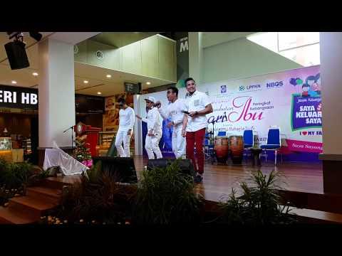Al-Haq cover by Qa'rabah feat Erry Putra