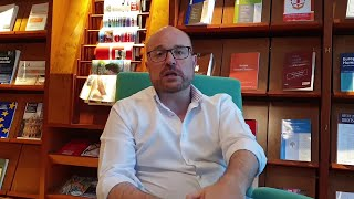 Alejandro Ruiz sobre la nueva Ejecutiva de Albert Rivera