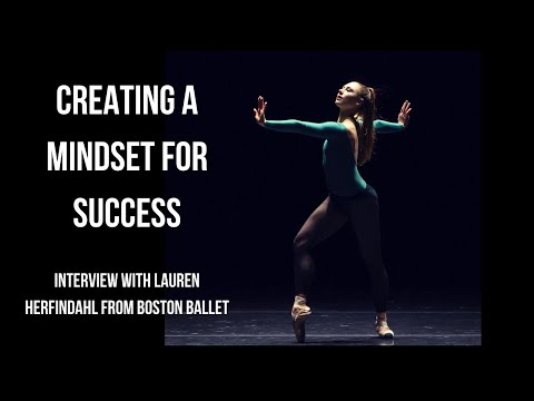 A Professional Ballet Dancer's Take On Creating A Mindset For Success | TwinTalksBallet