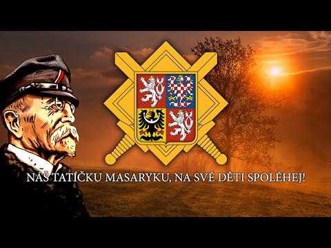"""Czech Patriotic Song - """"Náš tatíčku Masaryku"""""""
