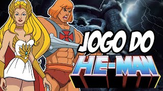 Jogo do He-Man e She-Ra (e o Lion-O do Thundercats)