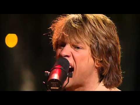 Bon Jovi This Left Feels Right Live CD1