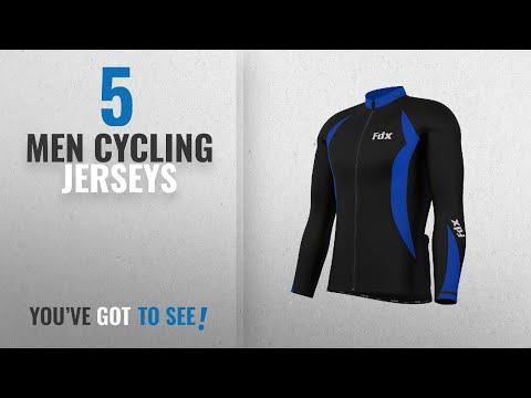 Top 10 Men Cycling Jerseys [2018]: FDX Mens Cycling Jersey