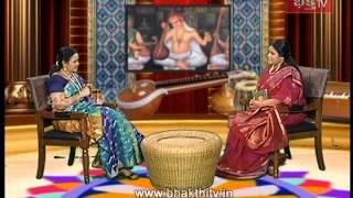 Devotional Singer Nitya Santoshini Special Swararchana_Part 3