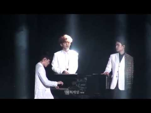 150531 The EXO'luXion in SHANGHAI - My Answer (Lay, Chen, D.O.)