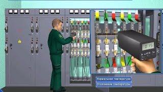 видео Техническое обслуживание и ремонт воздушных и кабельных линий