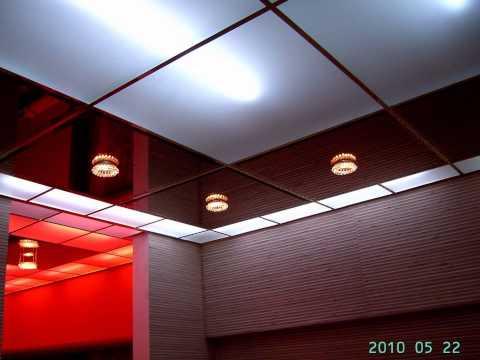 Зеркальные, матовые, фото потолки из cтекла!