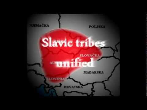 Eight examples of Slavic tribes reunited in history (Slavic unity _ Slavic union)