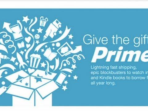 Save $20 on your Amazon Prime membership