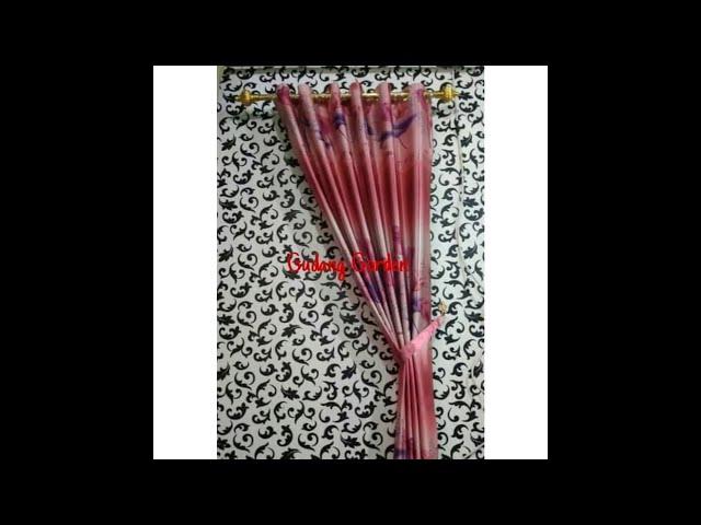 Gorden Minimalis Ceruty Marun - Produk 0852 8765 1175 #gordenmurah #gudanggorden