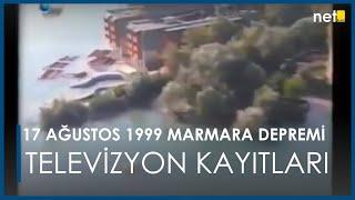 17 Ağustos 1999 Marmara Depremi Televizyon Canlı Yayınları (Yerel&Ulusal Medya)