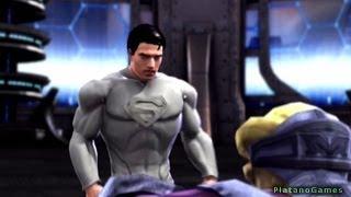 Superman Returns - Man of Steel vs Mongul - Walkthrough Part 3 - HD