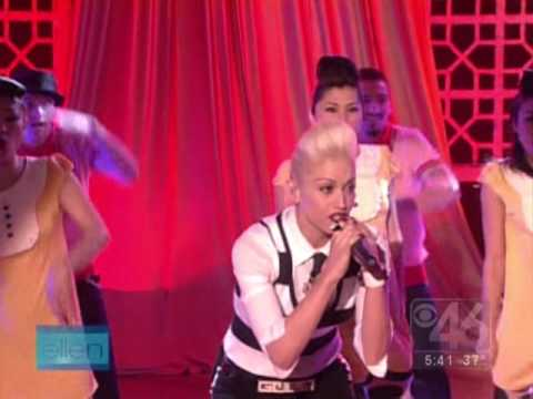 Gwen Stefani - The Sweet Escape (Ellen Degeneres Show, 2007)
