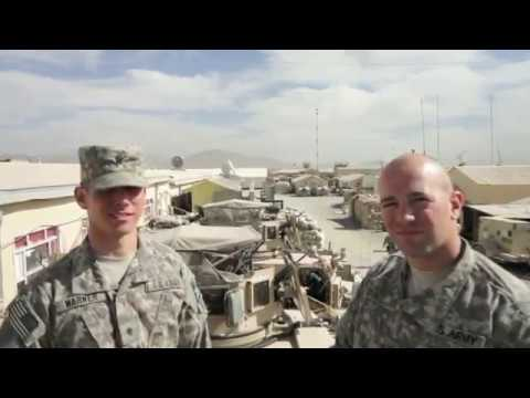 D co 1 181inf Ghazni deployment.wmv
