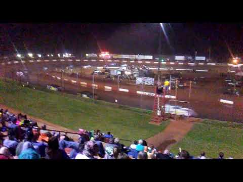 (Part 1 of 2) 5/12/2018 Dixie Speedway $5053 to win Super Late Models Feature