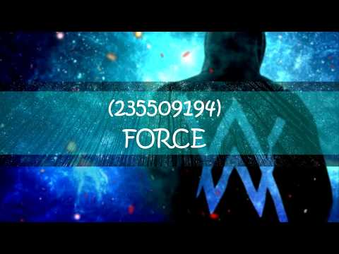 Roblox Alan Walker Music Codes Ids Youtube