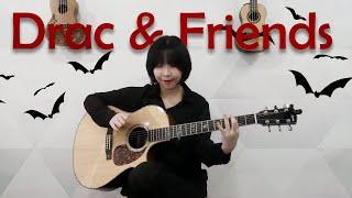 Drac & Friends - Antoine Dufour (Cover. 신은비 Silver Rain)