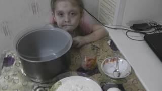 Суп с куриными шейками и домашней лапшой