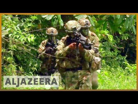 🇨🇴 Rebels kidnap couple on Ecuador and Colombia border | Al Jazeera English