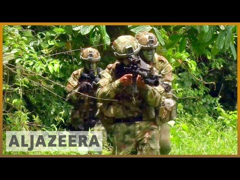 🇨🇴 Rebels kidnap couple on Ecuador and Colombia border | Al Jazeera English