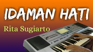 Download Mp3 Idaman Hati,  Rita Sugiarto, Karaoke Dangdut Tanpa Vokal
