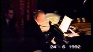 Sviatoslav Richter - Brahms Piano Pieces Op.116 /3,5,6,7 Op 118/1