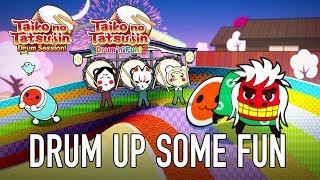 Taiko no Tatsujin - PS4/SWITCH - Drum up some fun (Teaser Trailer)