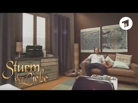 360-Grad-Freitag: Wohnung von Nils | Sturm der Liebe