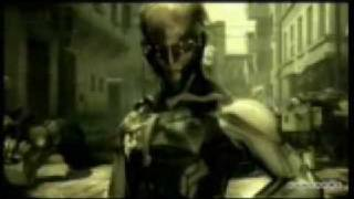 Metal Gear Solid 4 Music Video