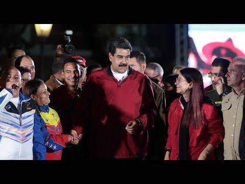 US want regime change in Venezuela – professor