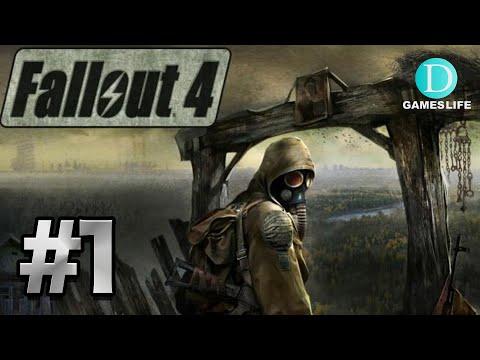 #1 フォールアウト4 fallout4 PS4 日本語版実況