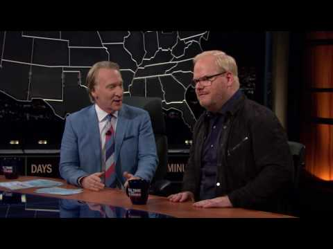 Real Time With Bill Maher: Jim Gaffigan - July 1, 2016 (HBO)