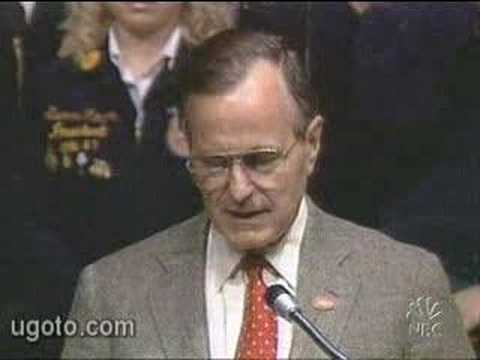 Bush senior had sex.. so did fellow americans