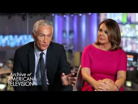 Jorge Ramos and Maria Elena Salinas discuss their role in presidential elections - EMMYTVLEGENDS.ORG