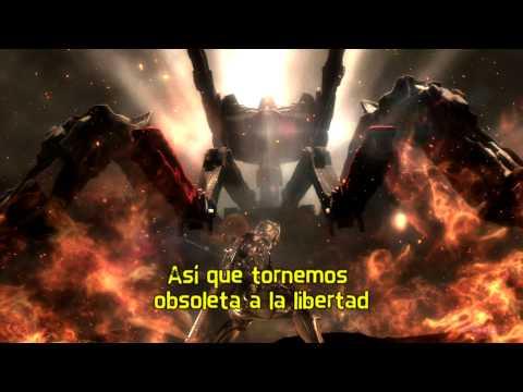Metal Gear Rising: Revengeance OST - Collective Consciousness sub ESPAÑOL