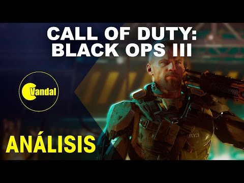 Call of Duty: Black Ops III - Videoanálisis