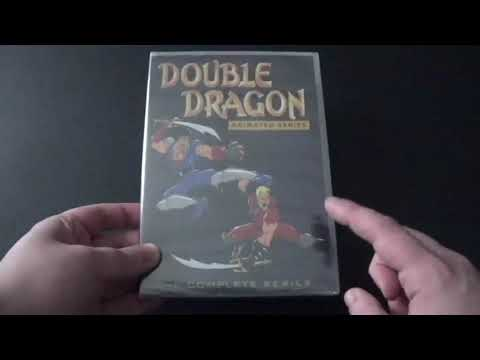Download Double Dragon The Complete Animated Series DVD Unboxing.