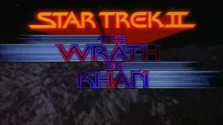 Star Trek II - The Wrath Of Khan [HD]