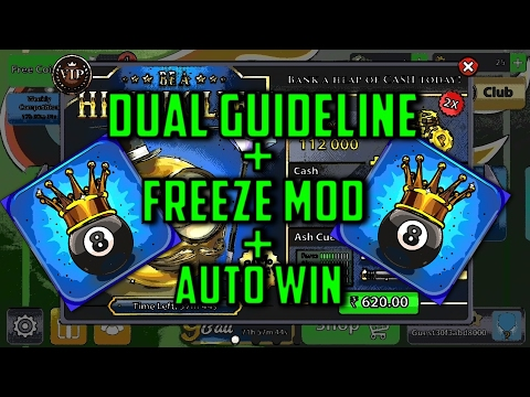 8 ball pool hack extended guidelines