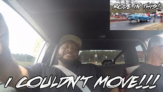 800+ HP NITROUS MONTE CARLO RIDE REACTION IS INSANE!! CAUGHT ME OFF GUARD!!