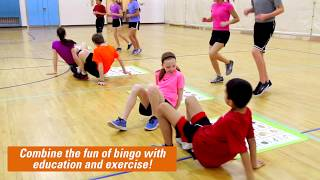 5 Nutrition Physical Education Games